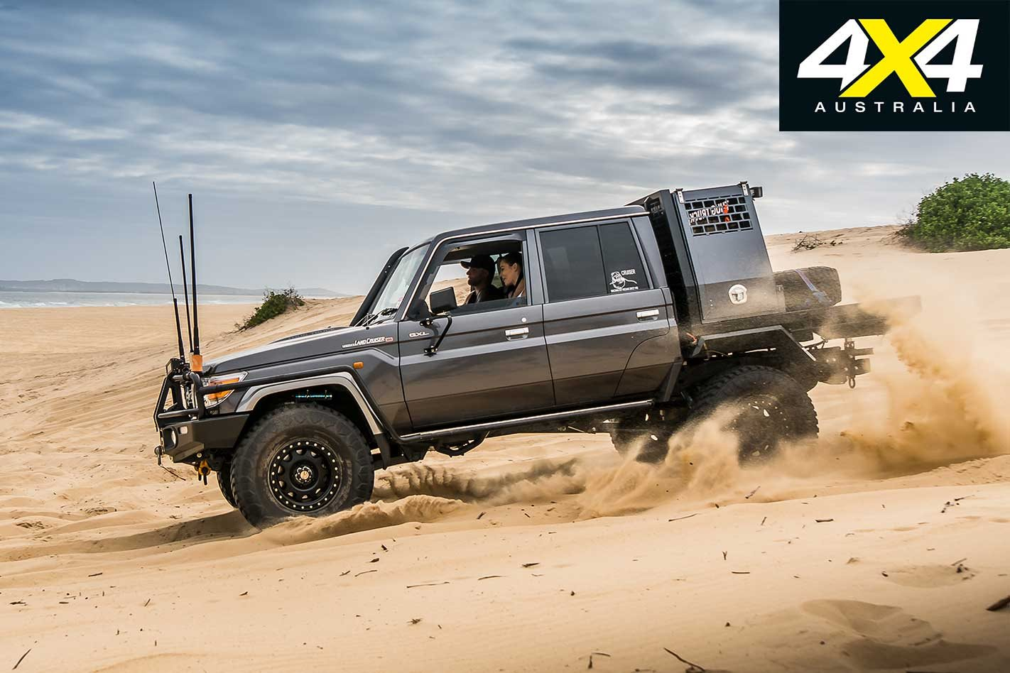 2018 Custom 4x4 of the Year finalist: Toyota LC79 'Thug