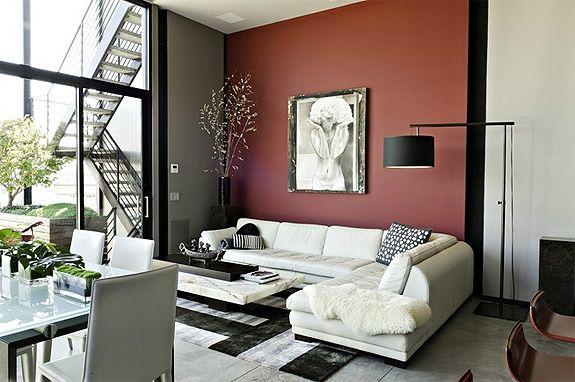 Guia de colores para pintar las paredes del hogar buscar for Colores de paredes interiores de moda