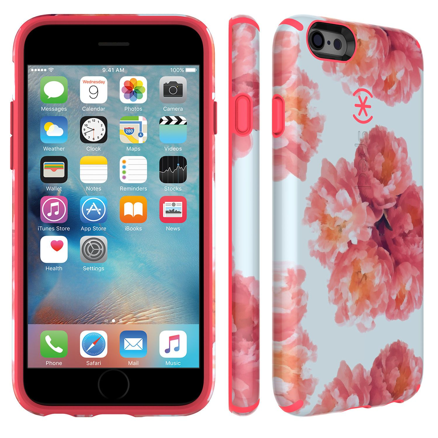 iphone 6 peach case