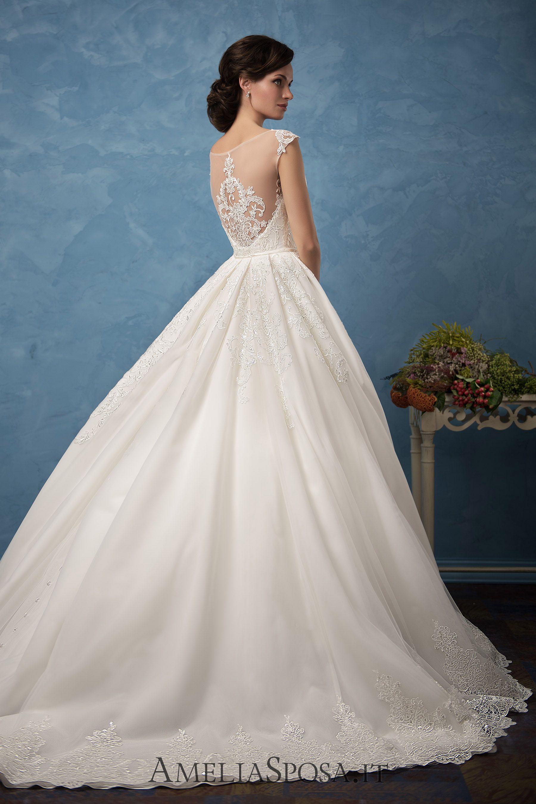 Wedding Dress Cecilia, Silhouette: Transformer, A-line / Mermaid ...