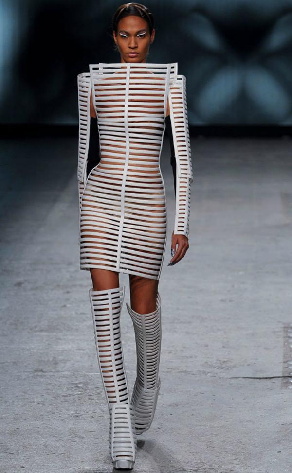 Gareth pugh architectural fashion 32