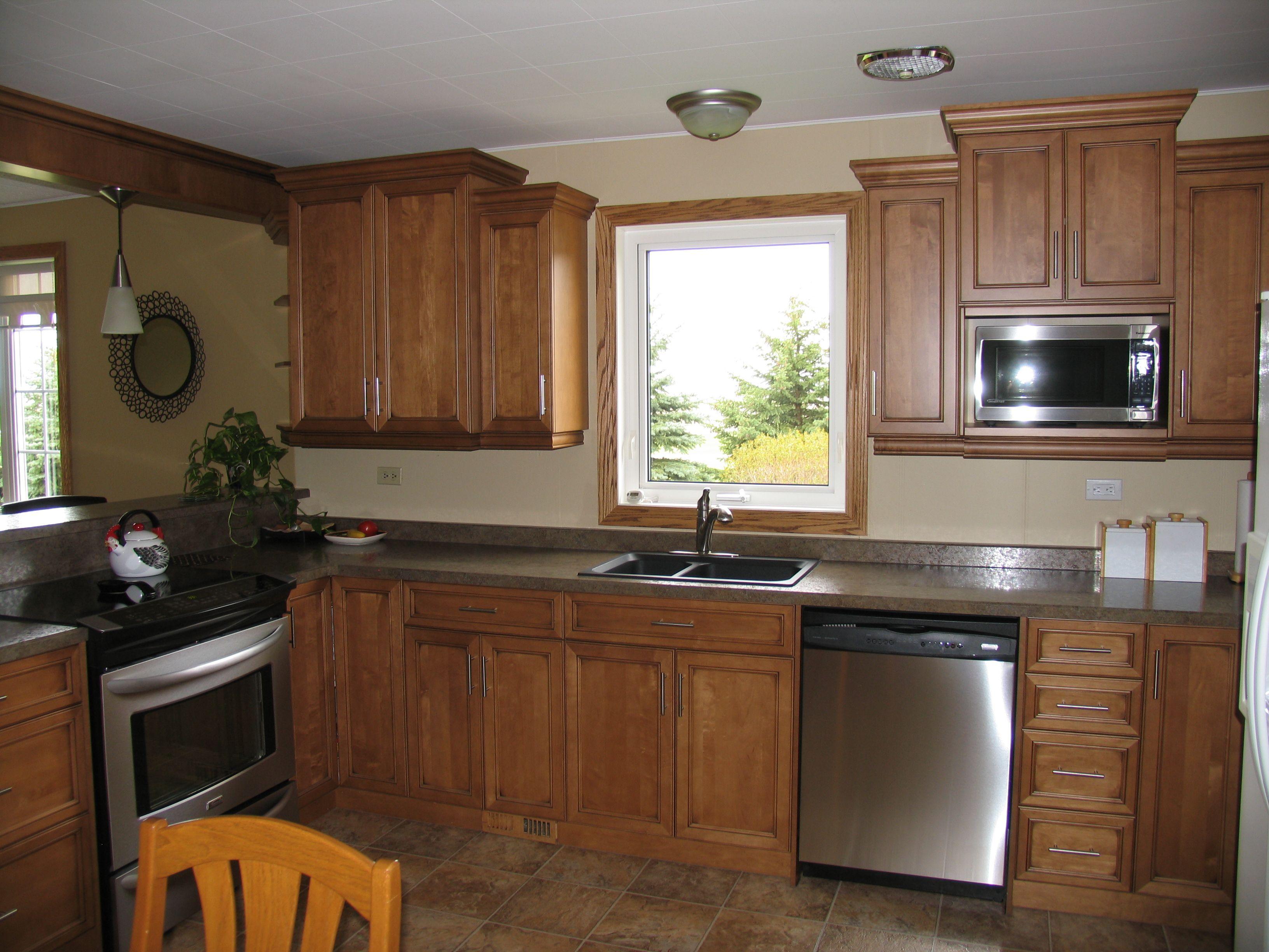 Wilsonart Laminate Kitchen Countertops Cabinets Oak  Natural  Countertop Wilsonart Laminate  Milano
