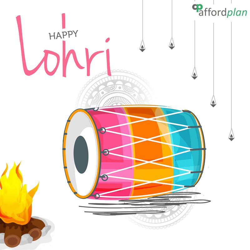 Affordplan wishes all a very happy lohri and