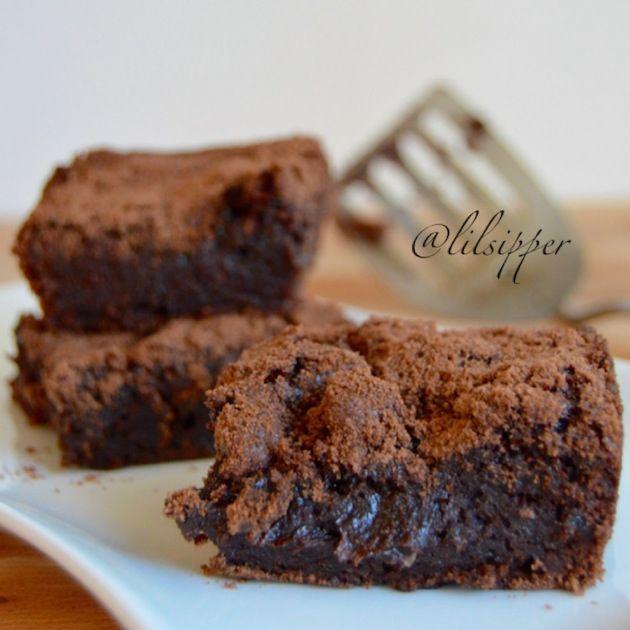 recipe: paleo chocolate banana brownies [5]