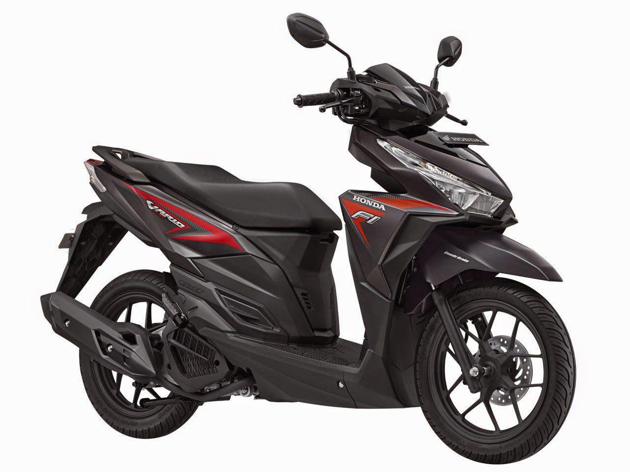 Kredit Motor Honda Vario 125 Esp Cbs Fi Kredit Motor Murah Honda Motor Motor Honda