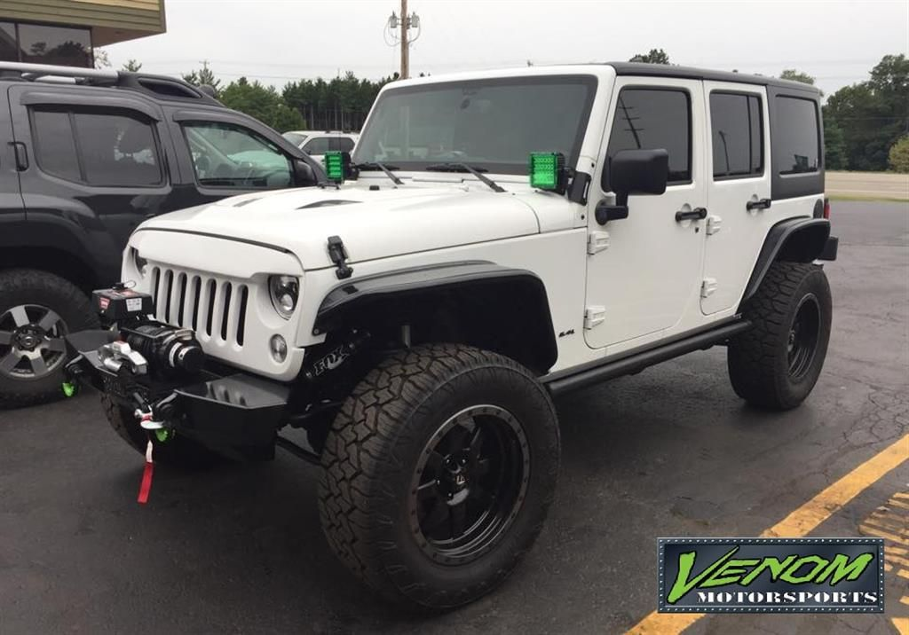 6 4l Hemi Jk Manual Venom Motorsports Grand Rapids Mi Us 145211 Jeep Wrangler Jeep Custom Jeep