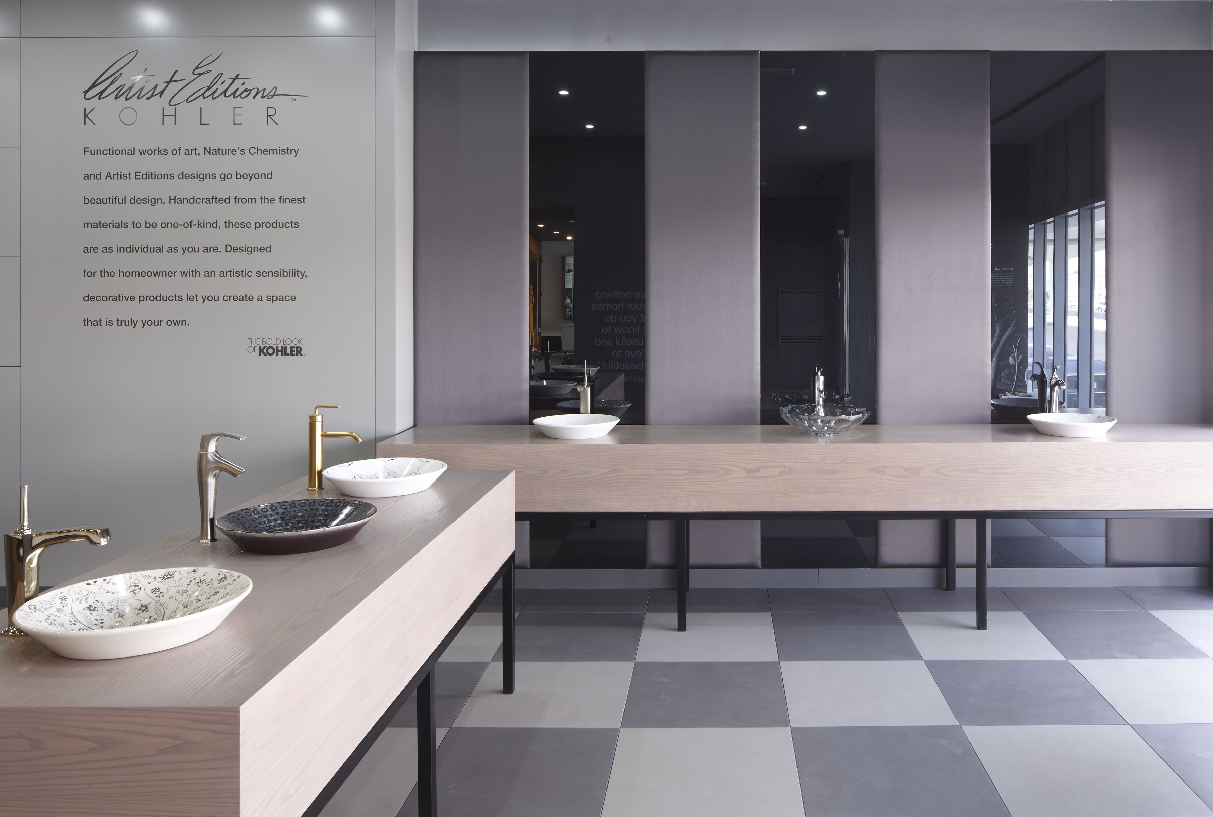 Kohler Kitchen And Bath Showroom In Dubai By Www M Ap Com
