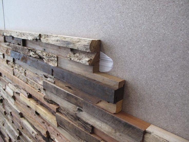 Mounting Wall Paneling Panel Wandpaneele Holz Wandverkleidung Wandverkleidung Holz