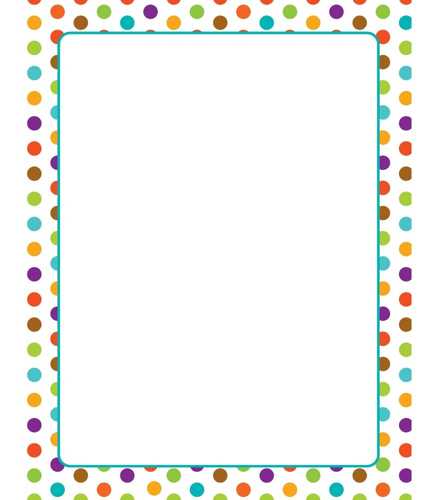Classroom Border Ideas ~ Calypso computer paper education theme borders