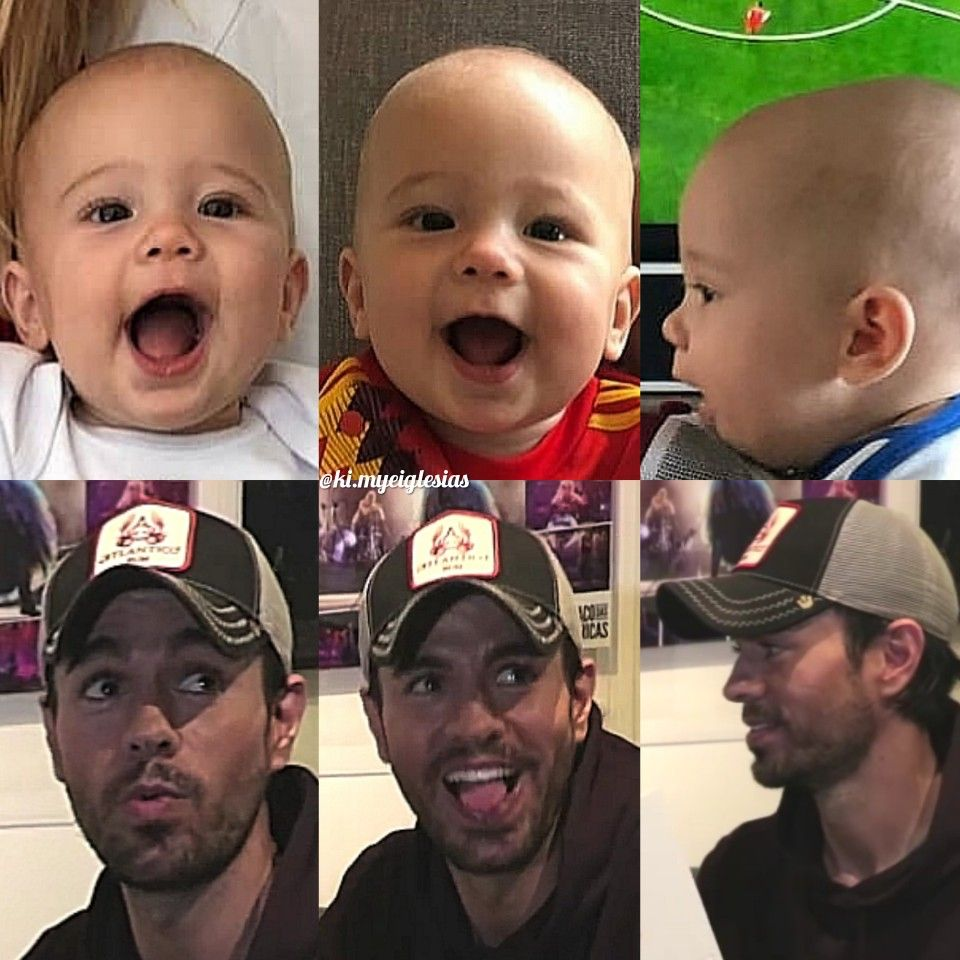 Pictures Of Enrique Iglesias Family Wallpaperzen Org