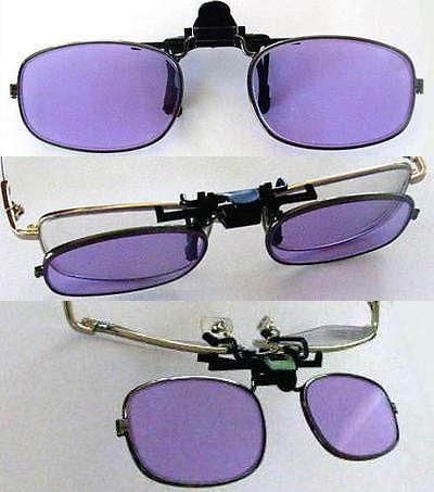 a72779389e Other Glass Art Supplies 3099  Devardi Glass~ Aero-Pro Optics Didymium  Glass Clip-On