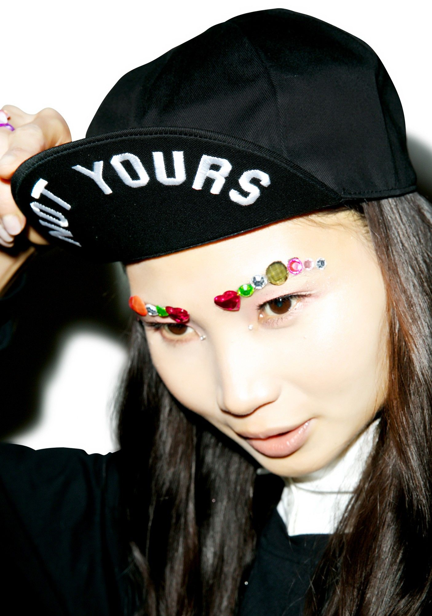 c026941e476 Not Yours Messenger Hat
