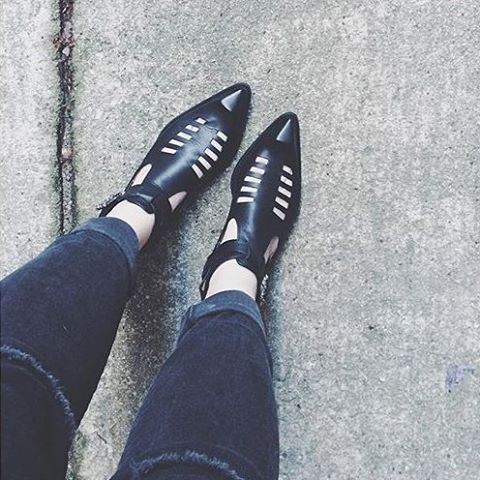 You'll be hitting a style high-note in the new Low Swordfish SINEAD (link in profile)! [Photo by @e_monaay]