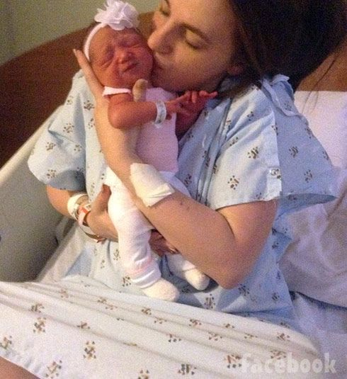 Mellie Stanley baby daughter Brandy Wyne | Gypsy ...