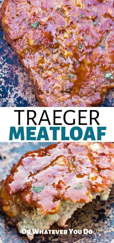 Traeger Smoked Meatloaf Easy Wood Fired Meatloaf Recipe Recipe Smoked Meatloaf Recipes Meatloaf Recipes