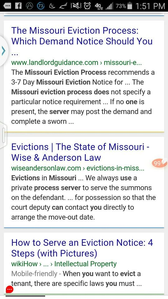 AWESOME 06 15 EVICTION PROCESS Pinterest Awesome - eviction letter to tenant