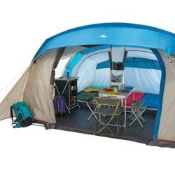All Tents Camping Arpenaz 5 2 Family Tent 5 Man Quechua Tents Tent Family Tent Tent Camping
