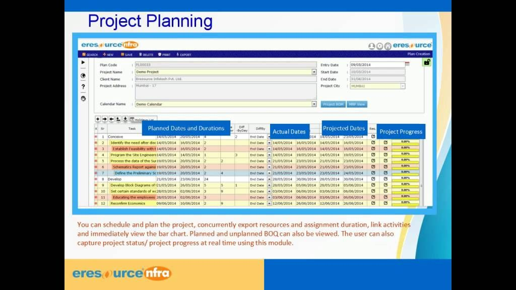 Module Outsourcing jobs, How to plan, Erp system