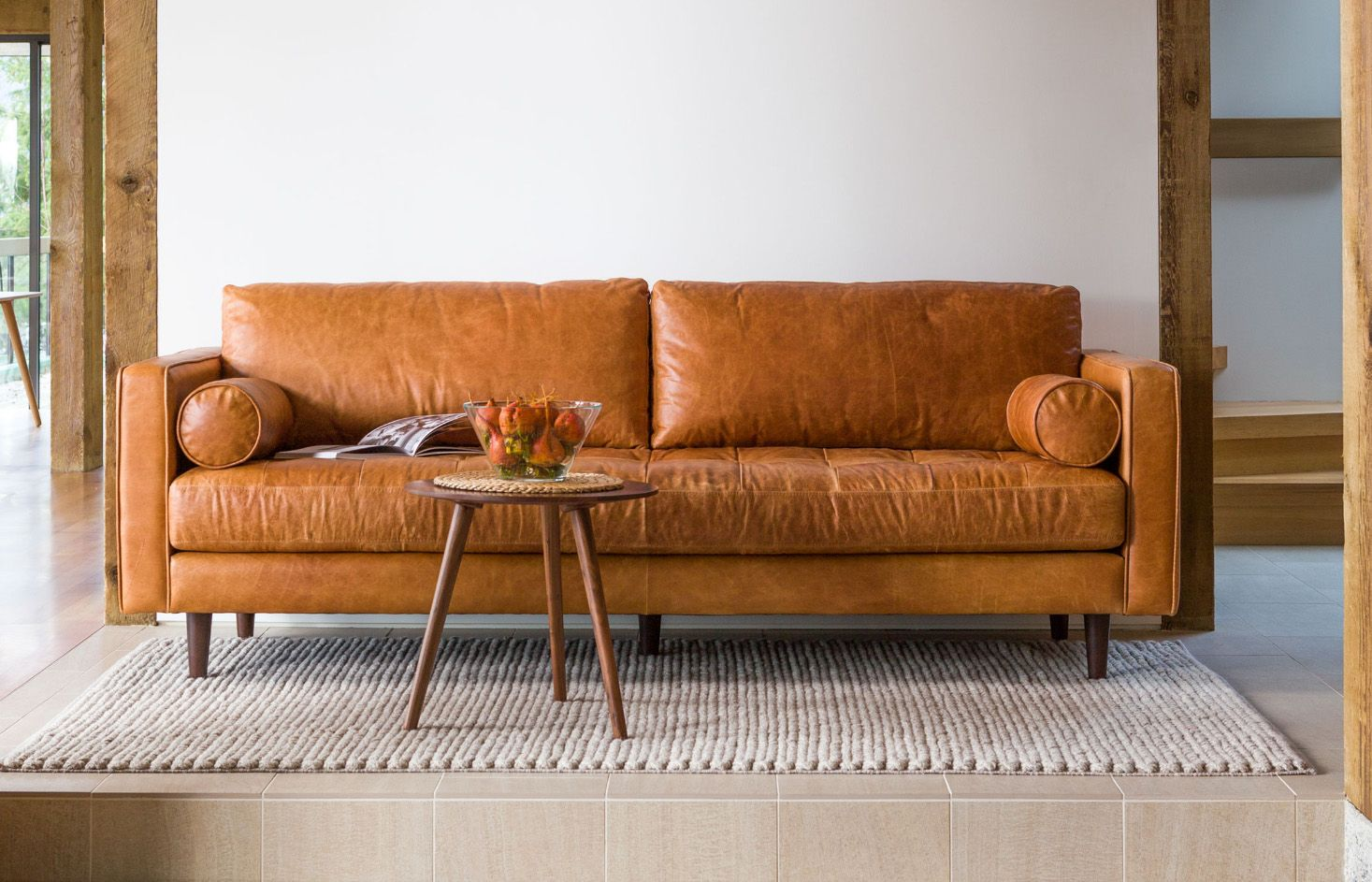 10 Stylish Modern Leather Sofas For Every Budget Best Leather