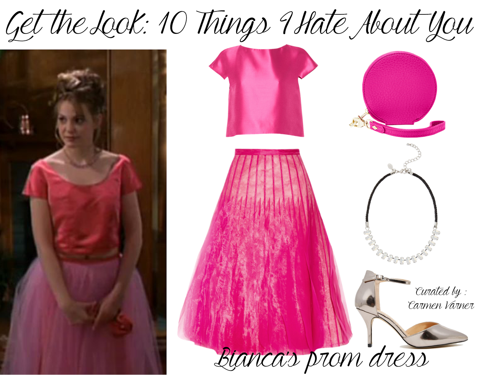 Get The Look Biancas Prom Dress From 10 Things I Hate About You In