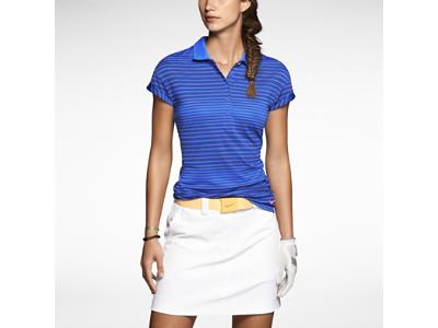 f2a7e59b Nike Sport Novelty Women's Golf Polo | Golf - Womens golf polo, Polo ...