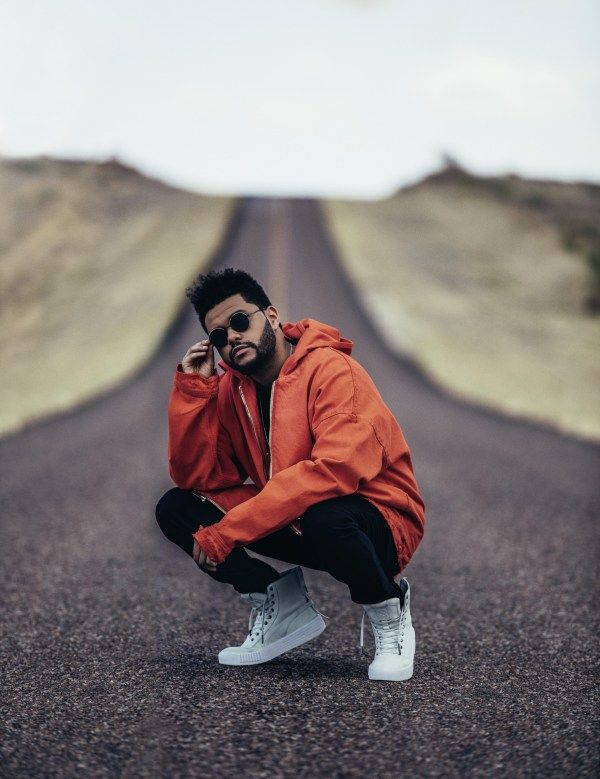 The Weeknd and Puma Unveil The Puma x XO Parallel Shoe ...