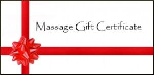 Looking for that perfect gift for any occasion look no further buy your massage gift certificates at roman paradigm massage therapy san jose yadclub Gallery