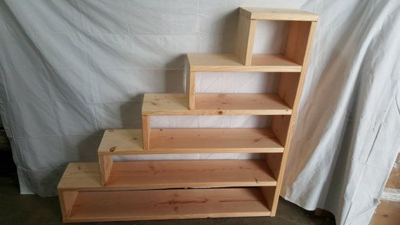S lido madera por encargo escaleras para literas o cama - Escaleras para camas nido ...