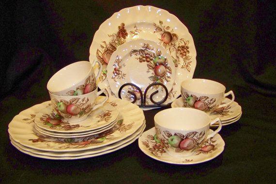 Vintage Johnson Brothers China | Johnson Brothers Dinnerware Sets & Vintage Johnson Brothers China | Johnson Brothers Dinnerware Sets ...