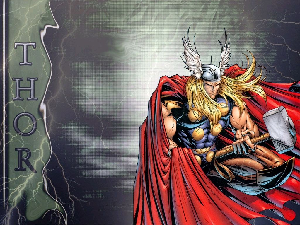 thor comics wallpaper comic - photo #5