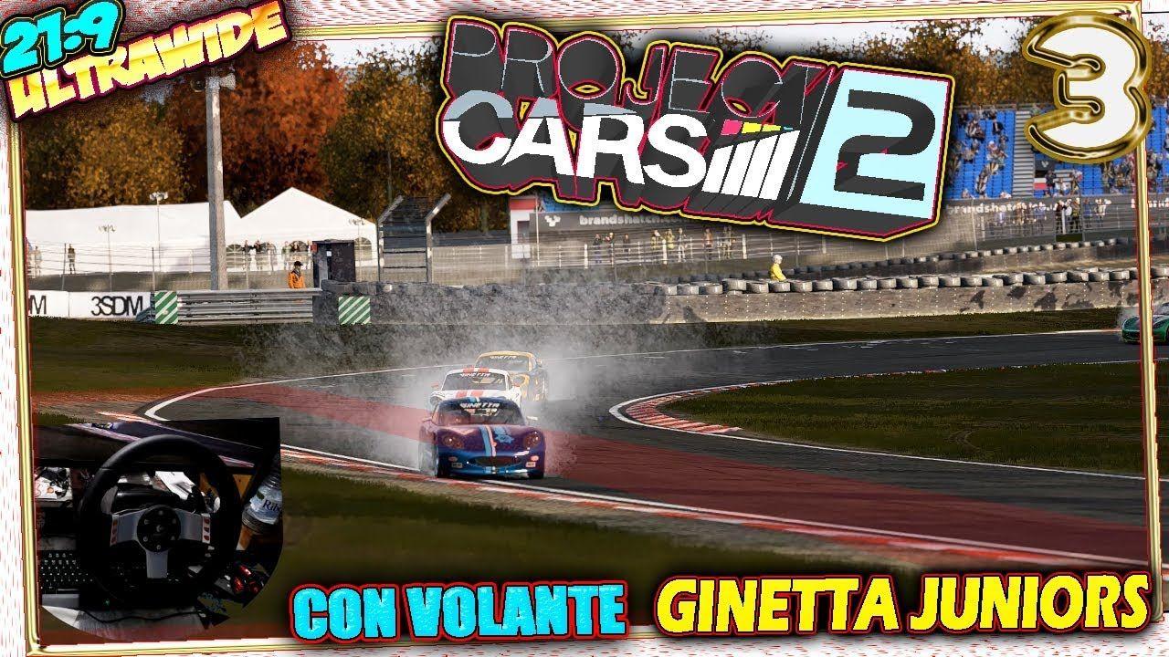 PROJECT CARS 2 3 Juniors Gameplay Español 219