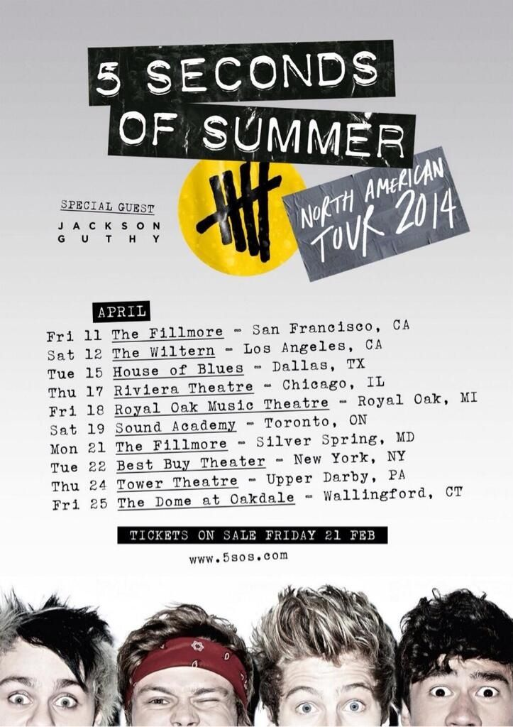 5 seconds of summer vip tickets myvacationplan who s going i m gonna try to get vip tickets for fillmore in m4hsunfo