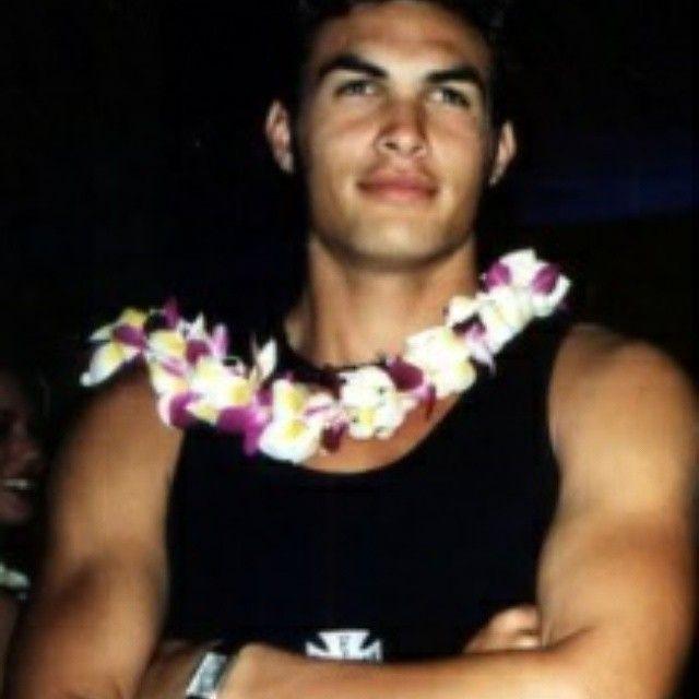 Young Jason Momoa: So Young And Pret-tay... Aloha!
