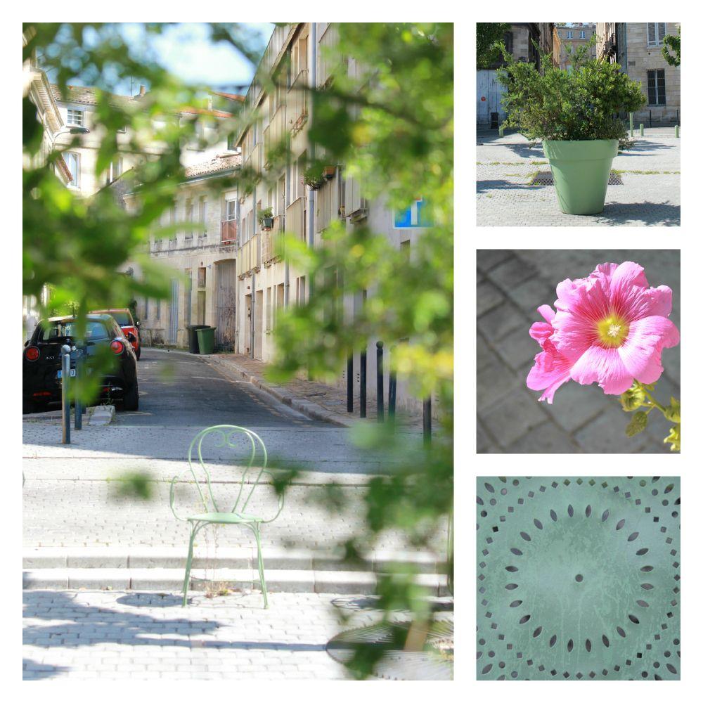 Bordeaux Lieu de pause - Nature en ville - Poétique de la ville (c) nathalie causse lalanne
