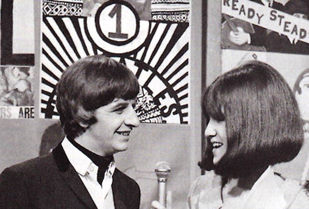 Cathy McGowan interviews Ringo Starr