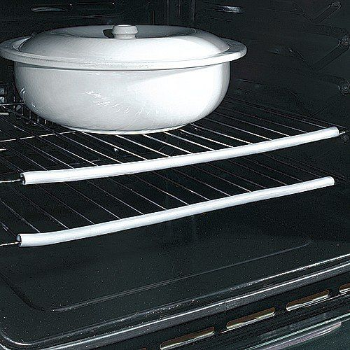 Oven Shelf Silicone Burn Guard Twin Pack Oven, Grill