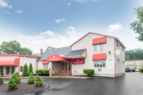 Ramada Groton Mystic Area Groton Connecticut Just 7 7 Miles From Mystic Seaport This Hotel In Groton Provides A Heated Ind Vacation Hotel Ramada Indoor Pool