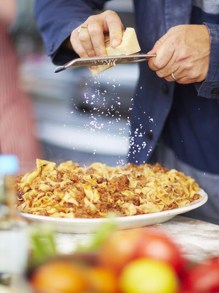 Gibbo's famous pasta...yummy!!!