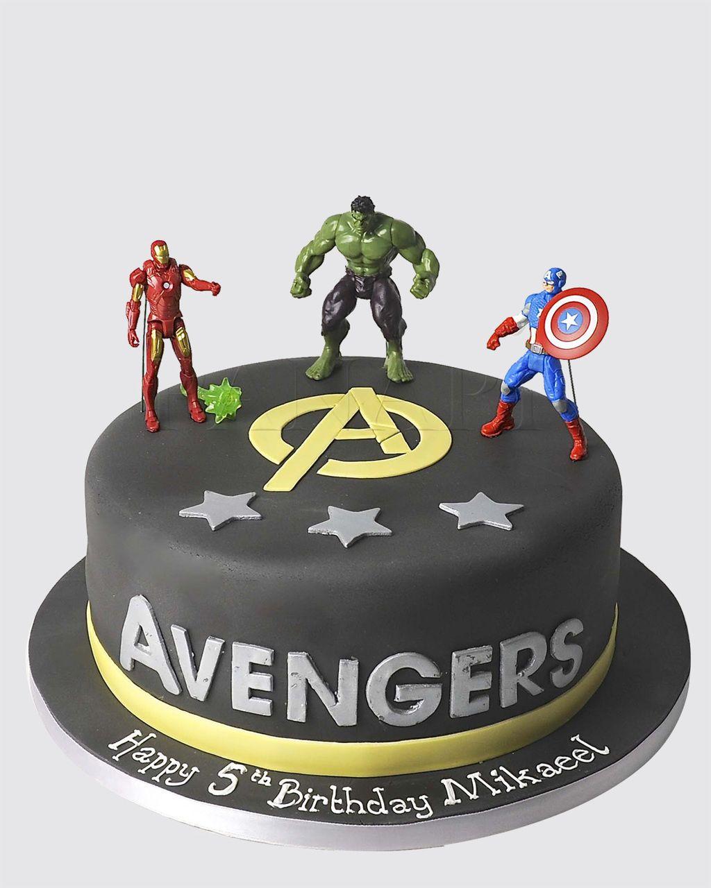 Avengers cake sp4624 avengers birthday cakes avenger