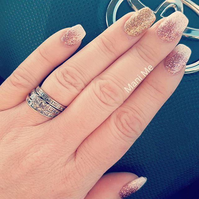 #nails #gelnails #glitter #glittergasm #nailart #nailedit #nailsonfleek #nailsofinstagram