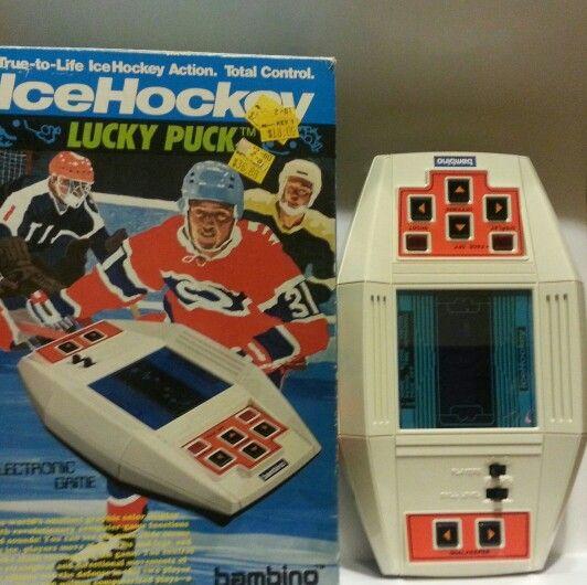Vintage Hockey Videos 83