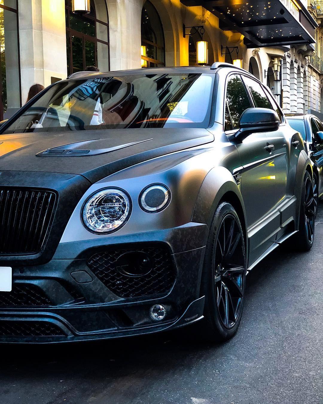 Cars Bentley Suv Luxury Cars: ️Mansory ️ @bentleymotors @bentleymonaco @bentley