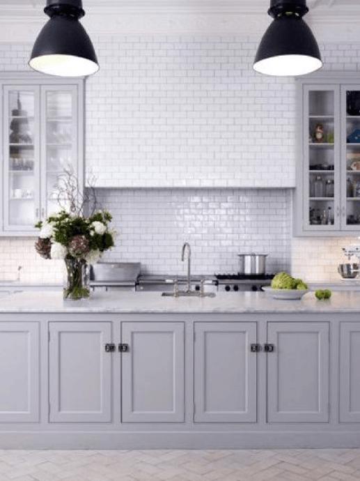10 cuisines coup de coeur en camaïeu de gris !   Decocrush
