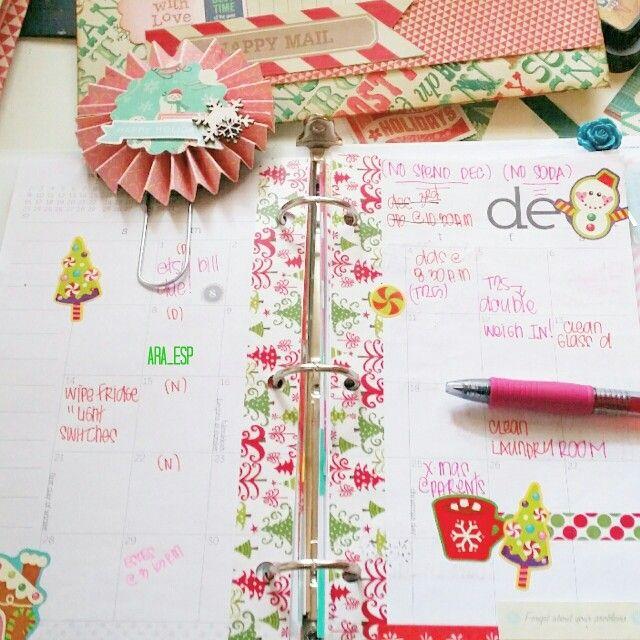 INstagram: @ara_esp  #planneraddict #fauxfilofax #decoratedpages #decoratedplanner #planning #plannerlove #stationery #organized #organizer #agenda #notafilofax #stickers #ephemera #filofax