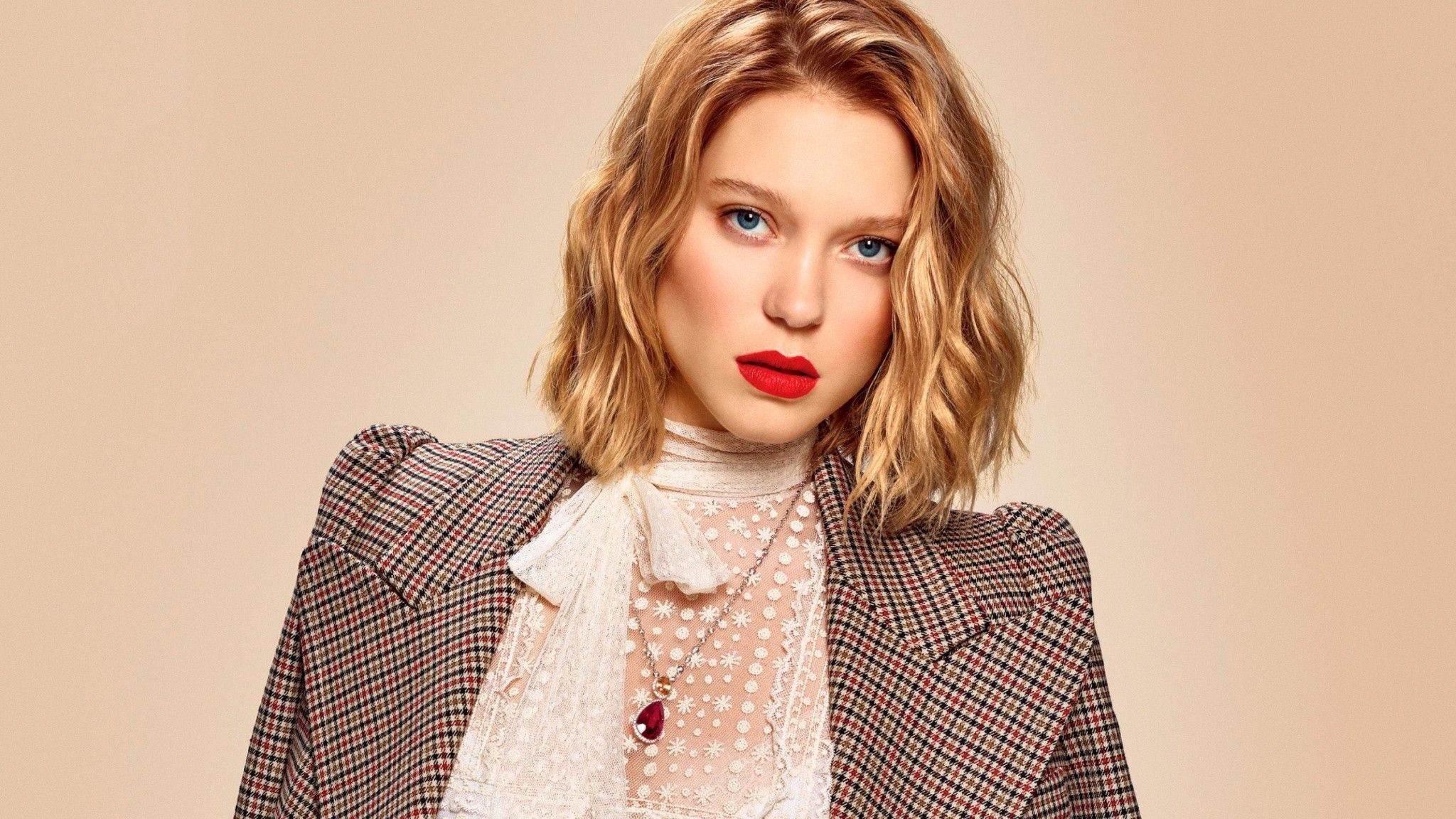 Lea Seydoux Wallpapers And Backgrounds