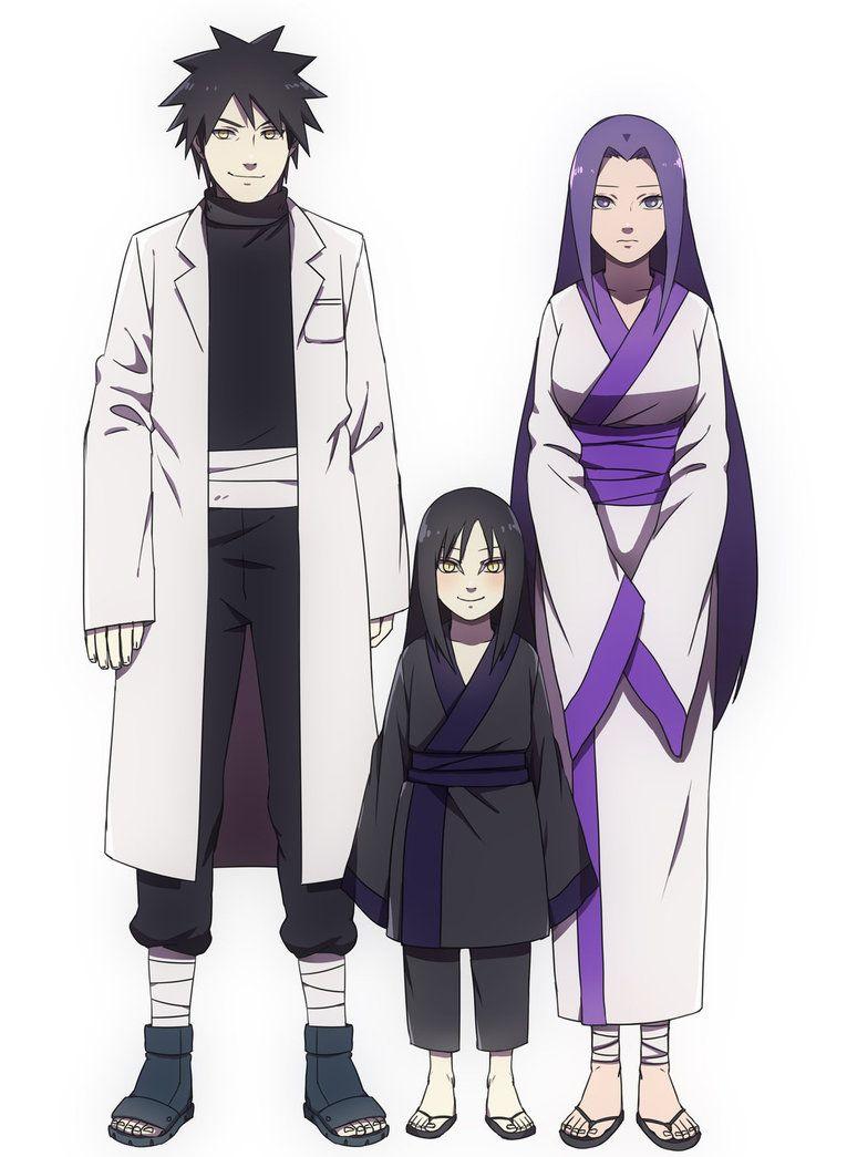 orochimaru and his parents orochimaru naruto naruto shippuden