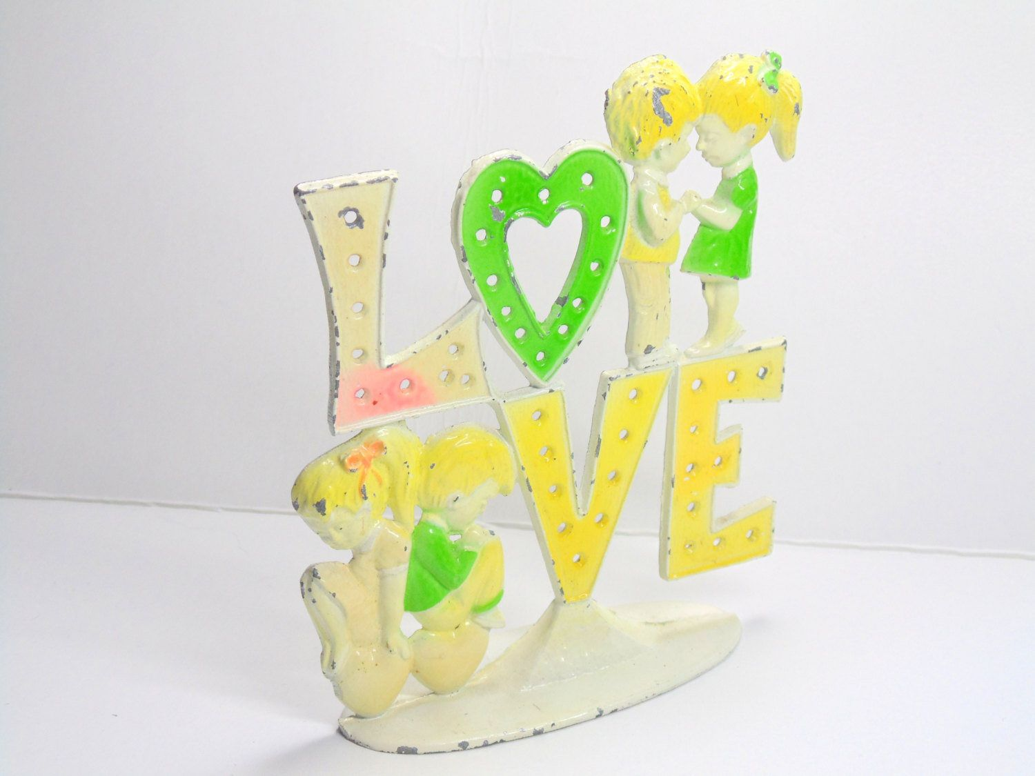 Etsy · Love Earring Holder