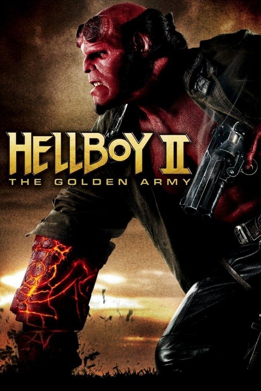 Baixar Hellboy Ii The Golden Army Filme Completo Dublado Golden Army Ron Perlman Movie Tv