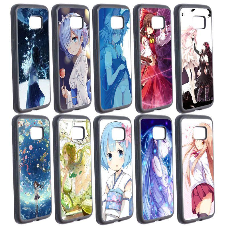 samsung s7 phone case anime