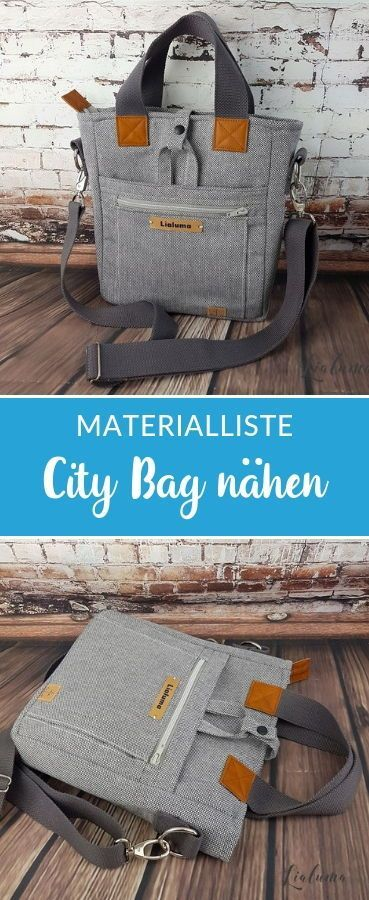 Tasche My City Bag von Lialuma *Showroom*